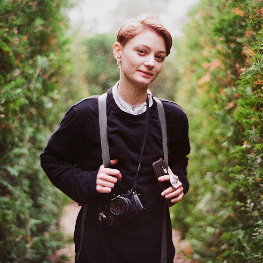 SARAH PUFEK - Producer