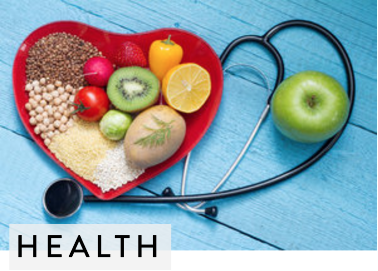 Practically Married : Health