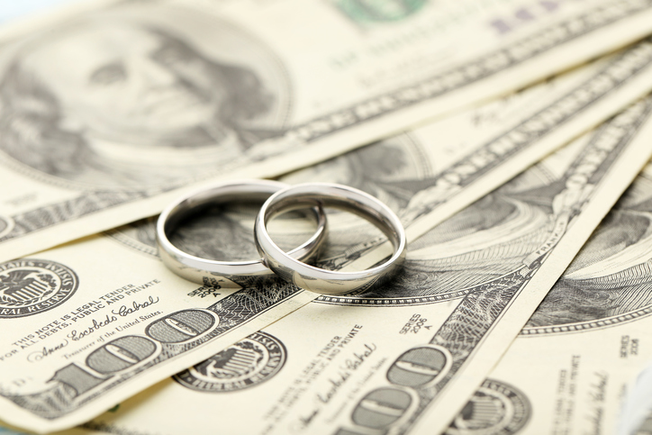 Copy of Practically Married : Money and marriage