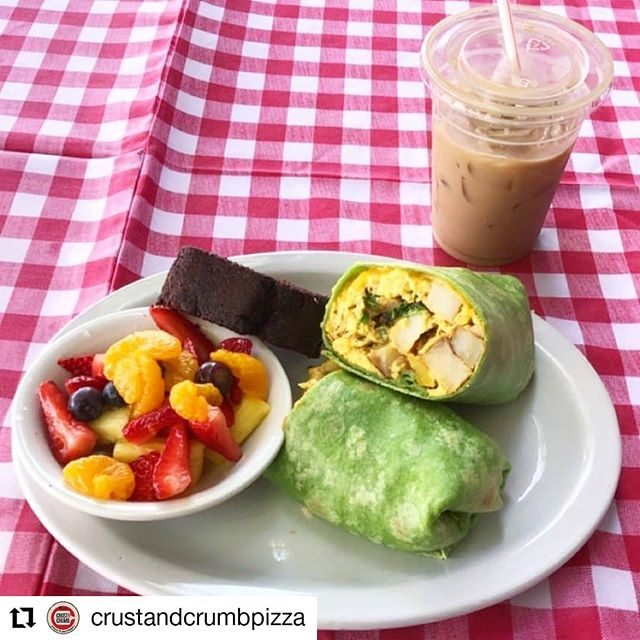 #Repost @crustandcrumbpizza • • • • • • Here's to scrambled eggs, salsa and everything else in our breakfast burritos! 🌯 ☕️ _______________________________________________________ #crustandcrumb #turlockca #turlockart #turlockeats #foodporn #modesto #centralvalley #photography #yum #local #smallbusiness #farmtotable #hungry #friday #beer #artisan #bakery #family