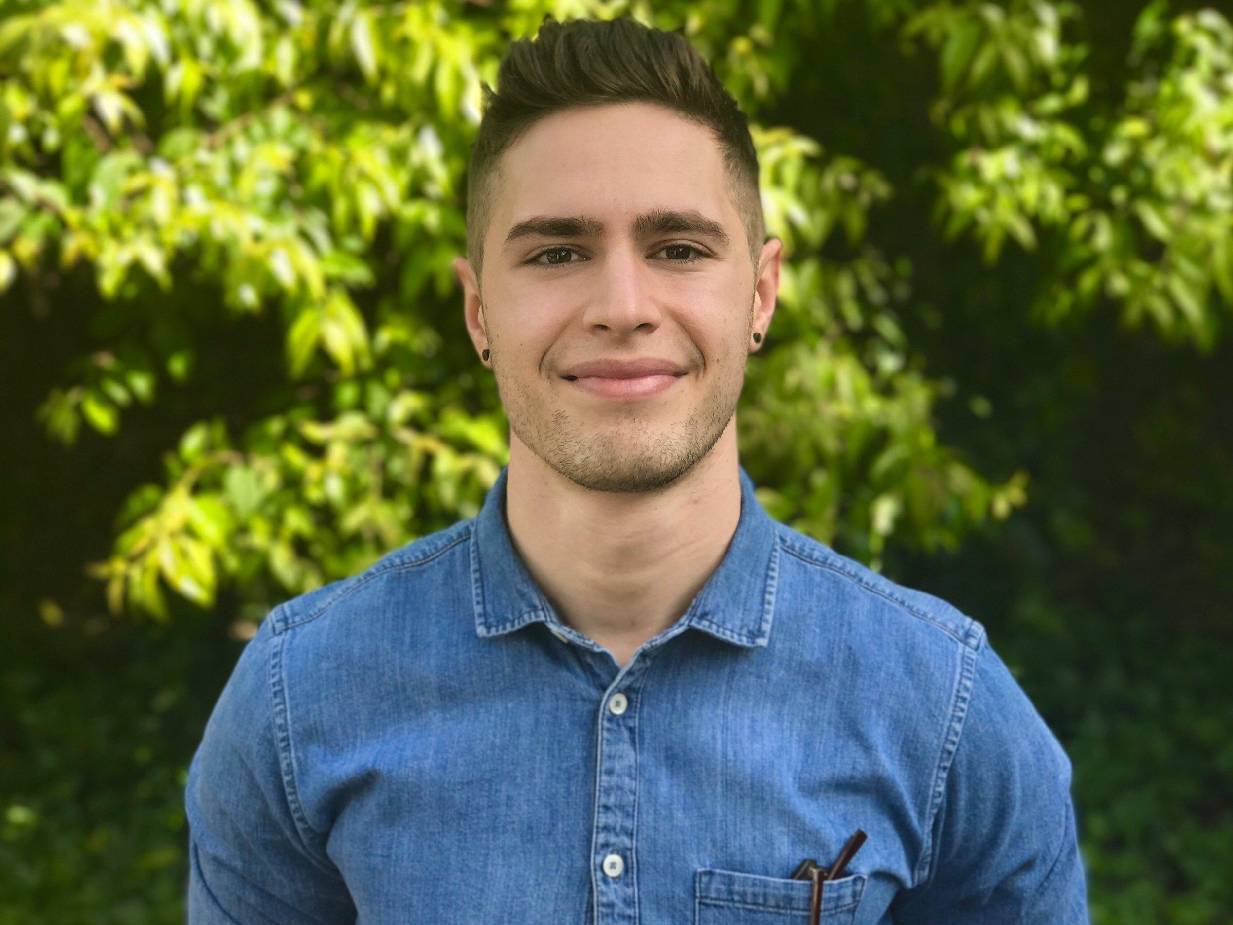 Nick Skenderian, M.Sc. - Program Manager
