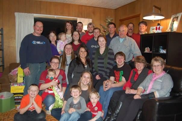Stangel Family. 3 generations.