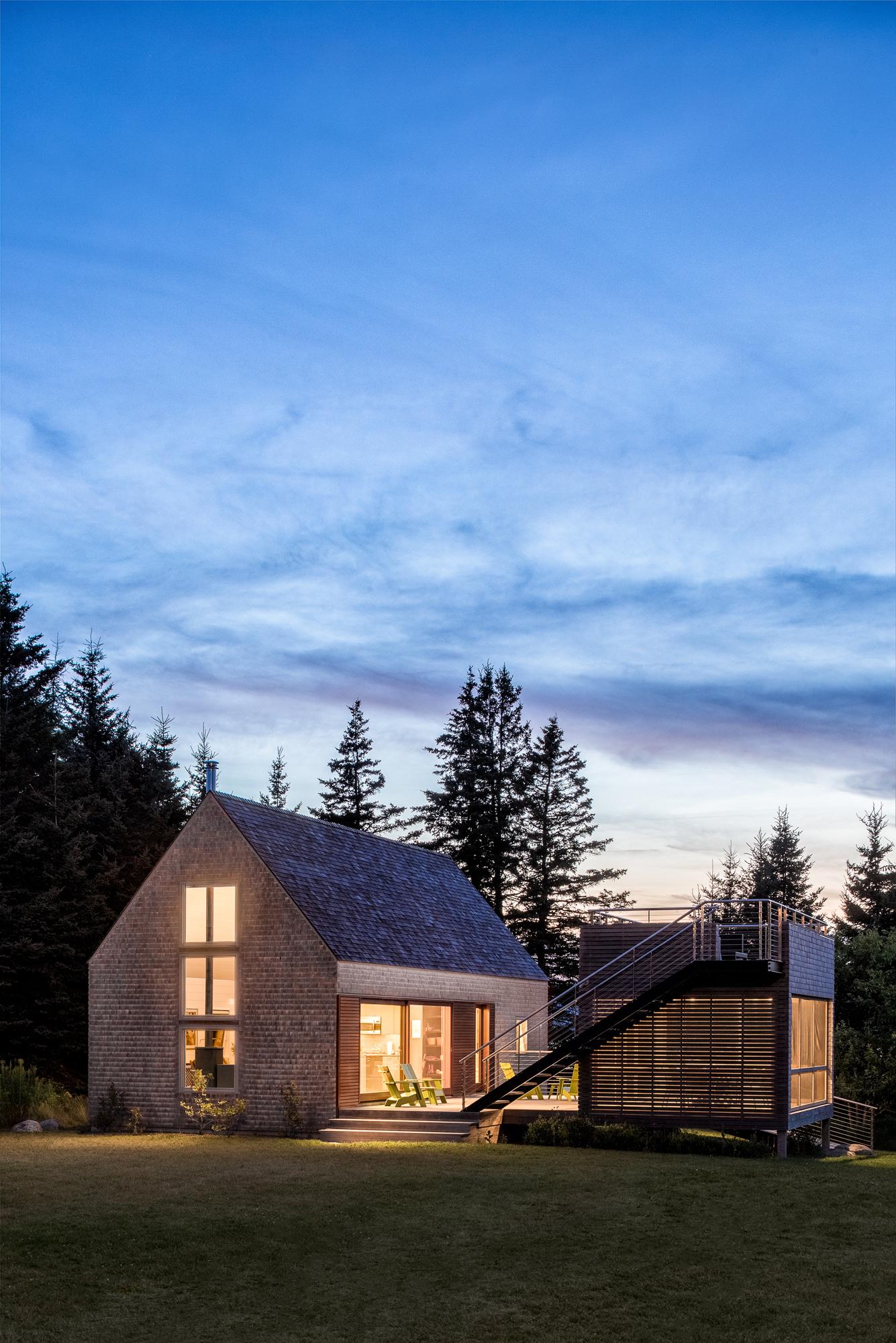 House on an Island
