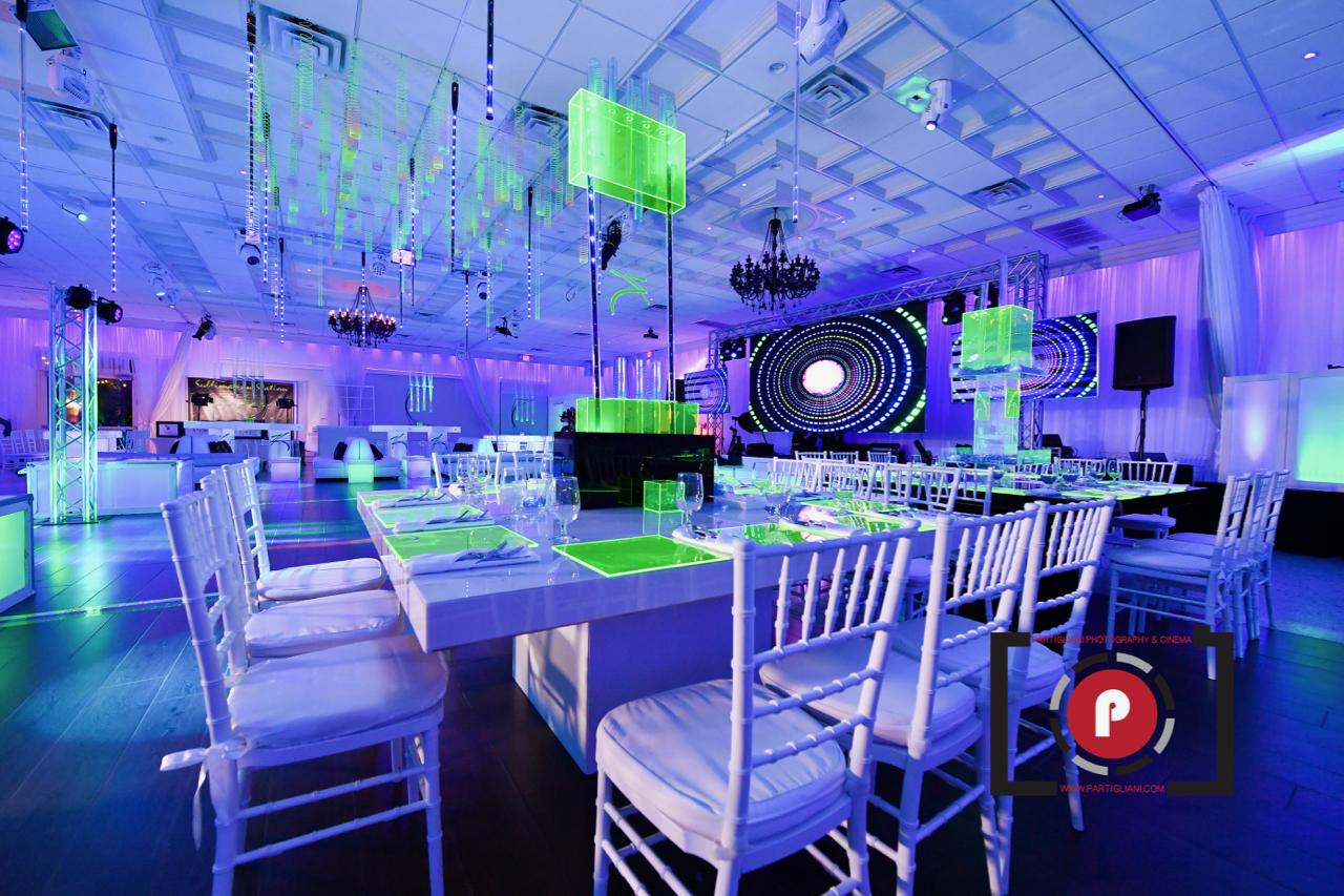 Lavan Venue Fort Lauderdale - Bar Mitzvah Decor