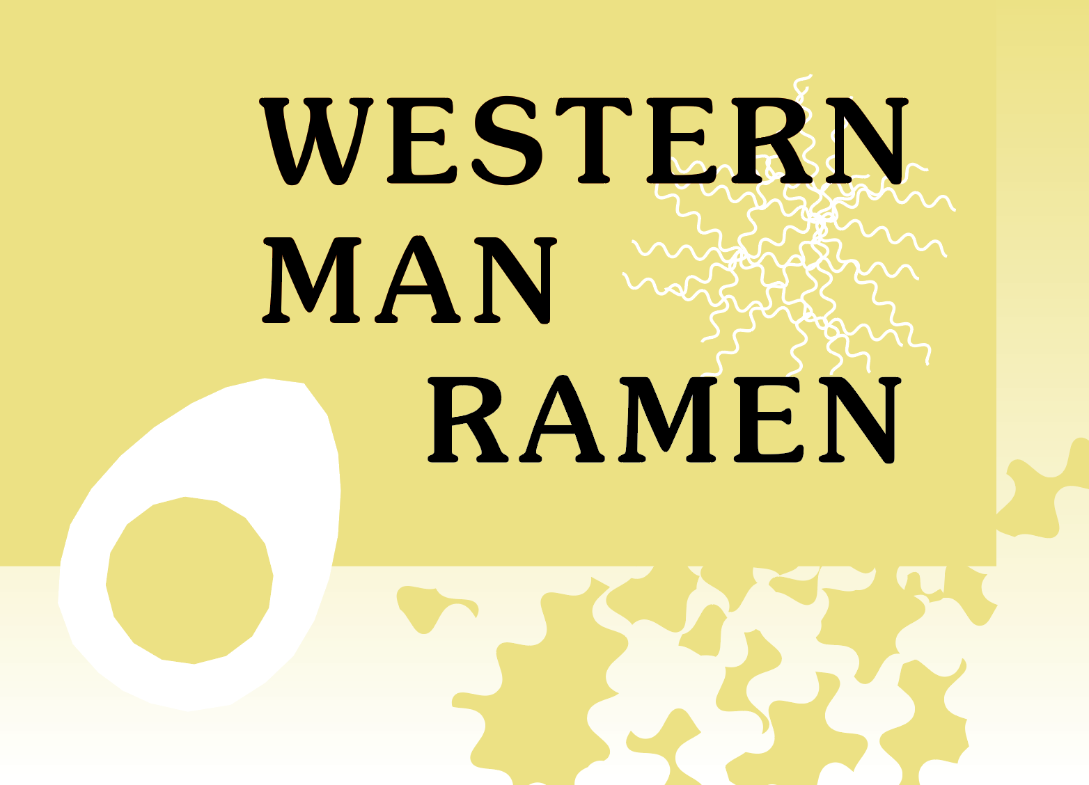 "Raleigh could use a good ramen place and I can see it in my head. Western Man Ramen — the ""western man"" who has no idea how to make truly good ramen, but with a fascination and appreciation of Japanese fascination with western culture. Maybe one day I'll have the balls to partner up and open this place."