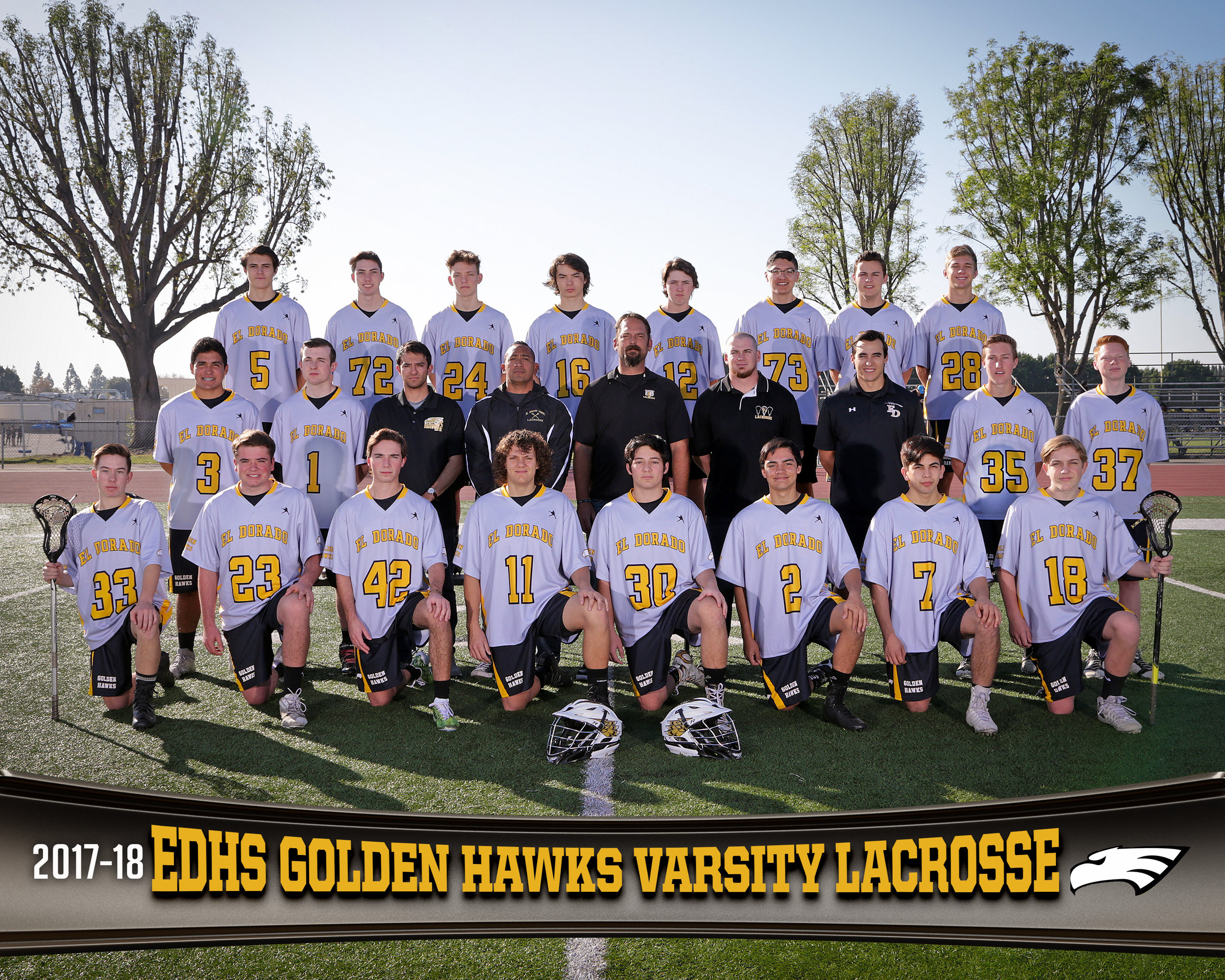 Welcome Golden Hawks! - test