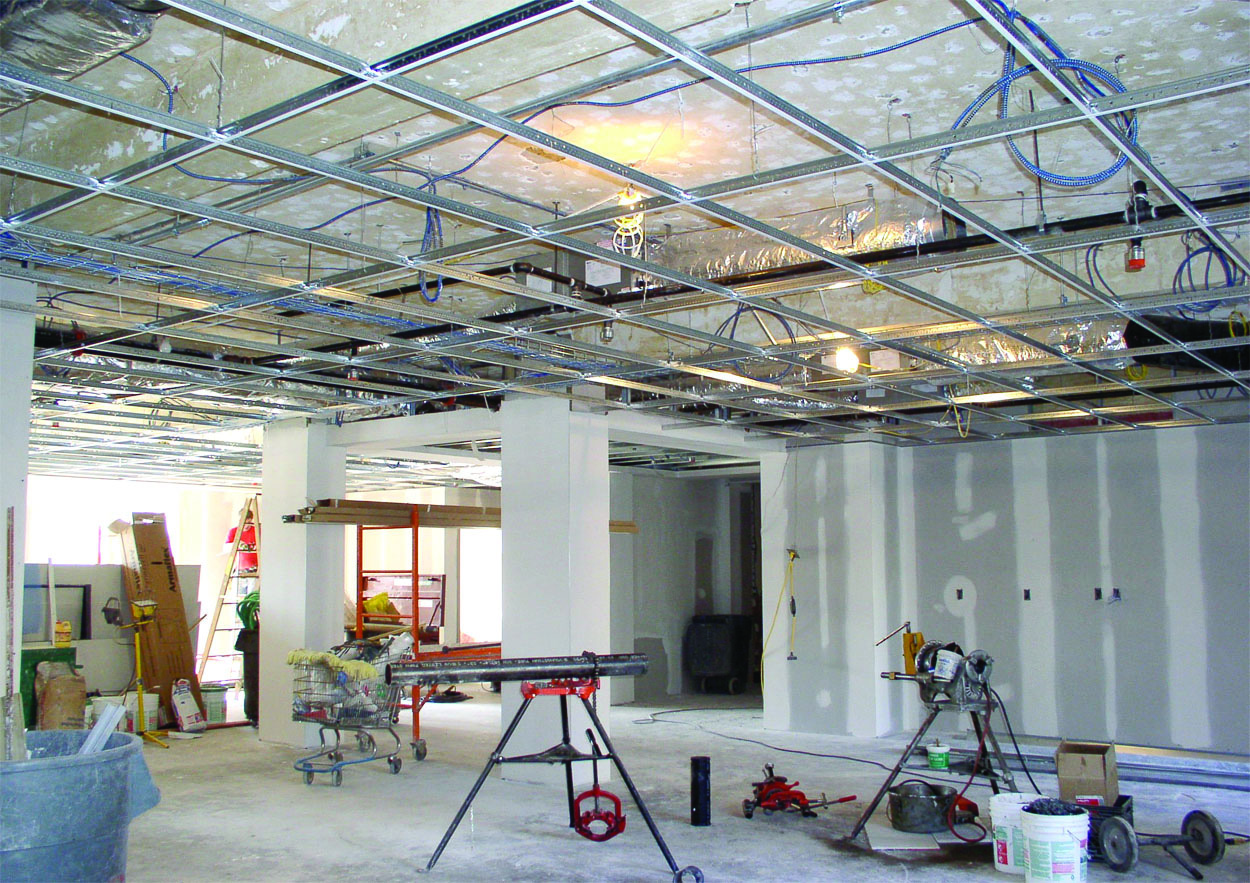 New Construction - Cabling Contractor