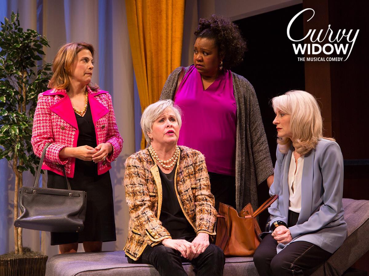 Curvy Widow ,Off-Broadway