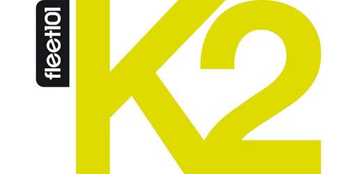 K2 fra Fleet 101 - Vi bruker K2 fra Fleet 101, hvor alt fra ordrebestilling til endelig levering håndteres av samme system.