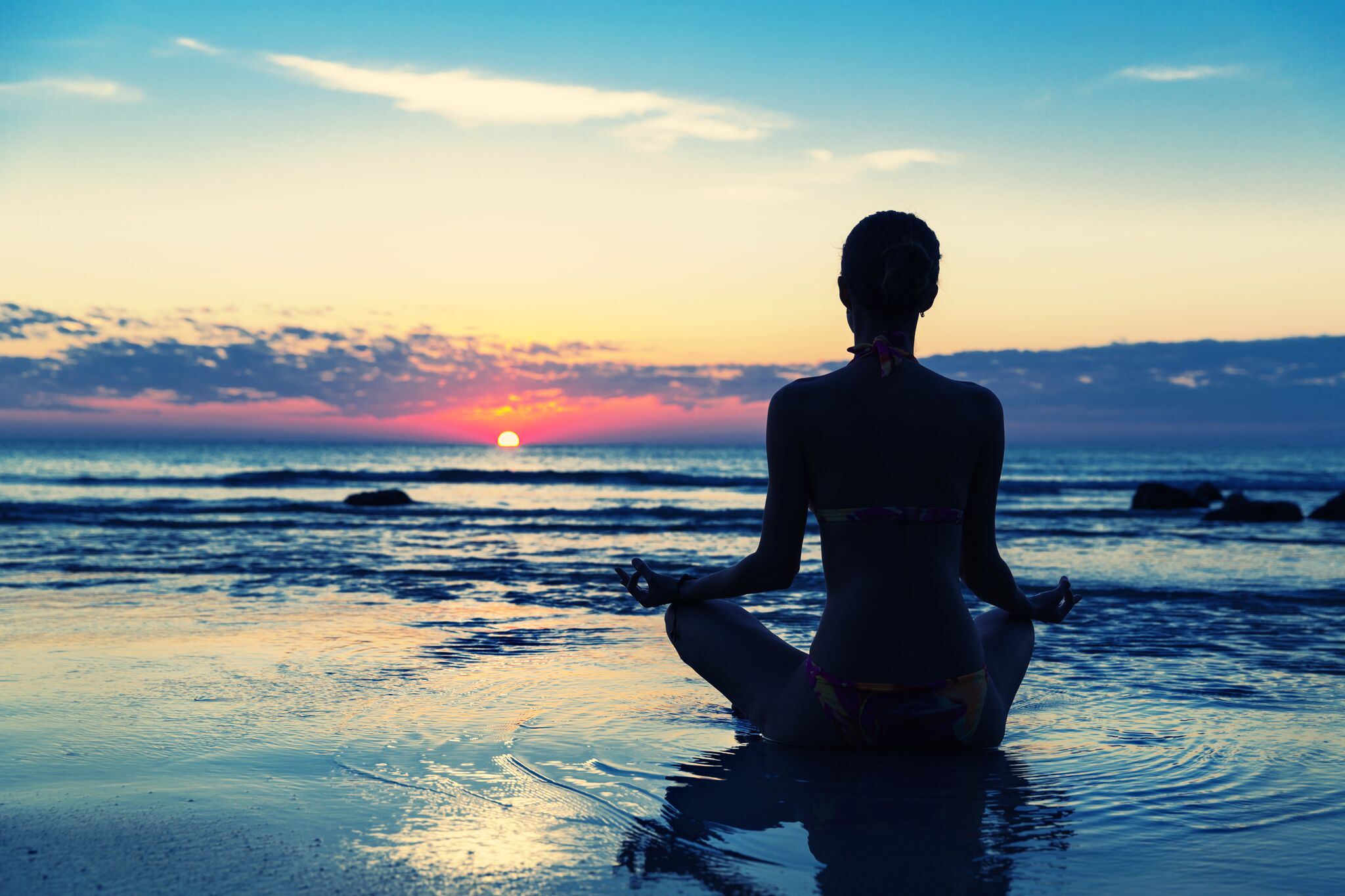 Learn the Skill, Build the Habit (LSHB) - 8-week Mindfulness Meditation Course