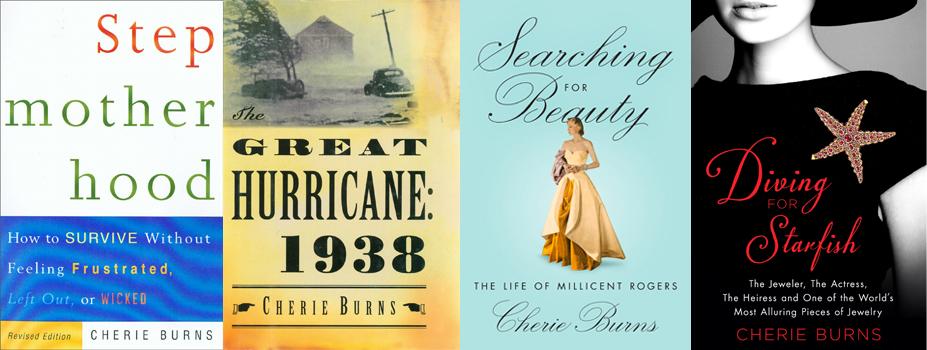 Books by Cherie Burns