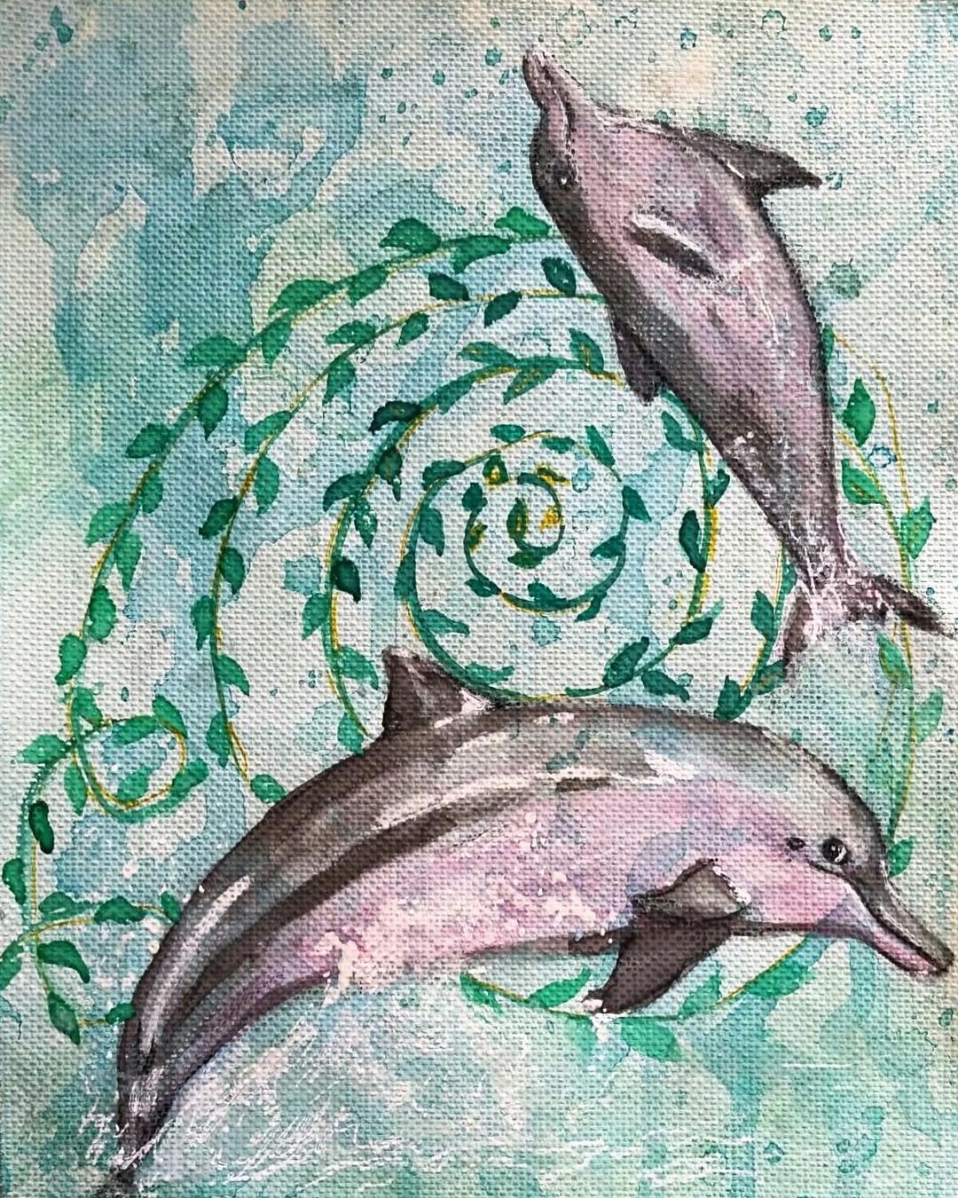 Watercolor: Melody Parish