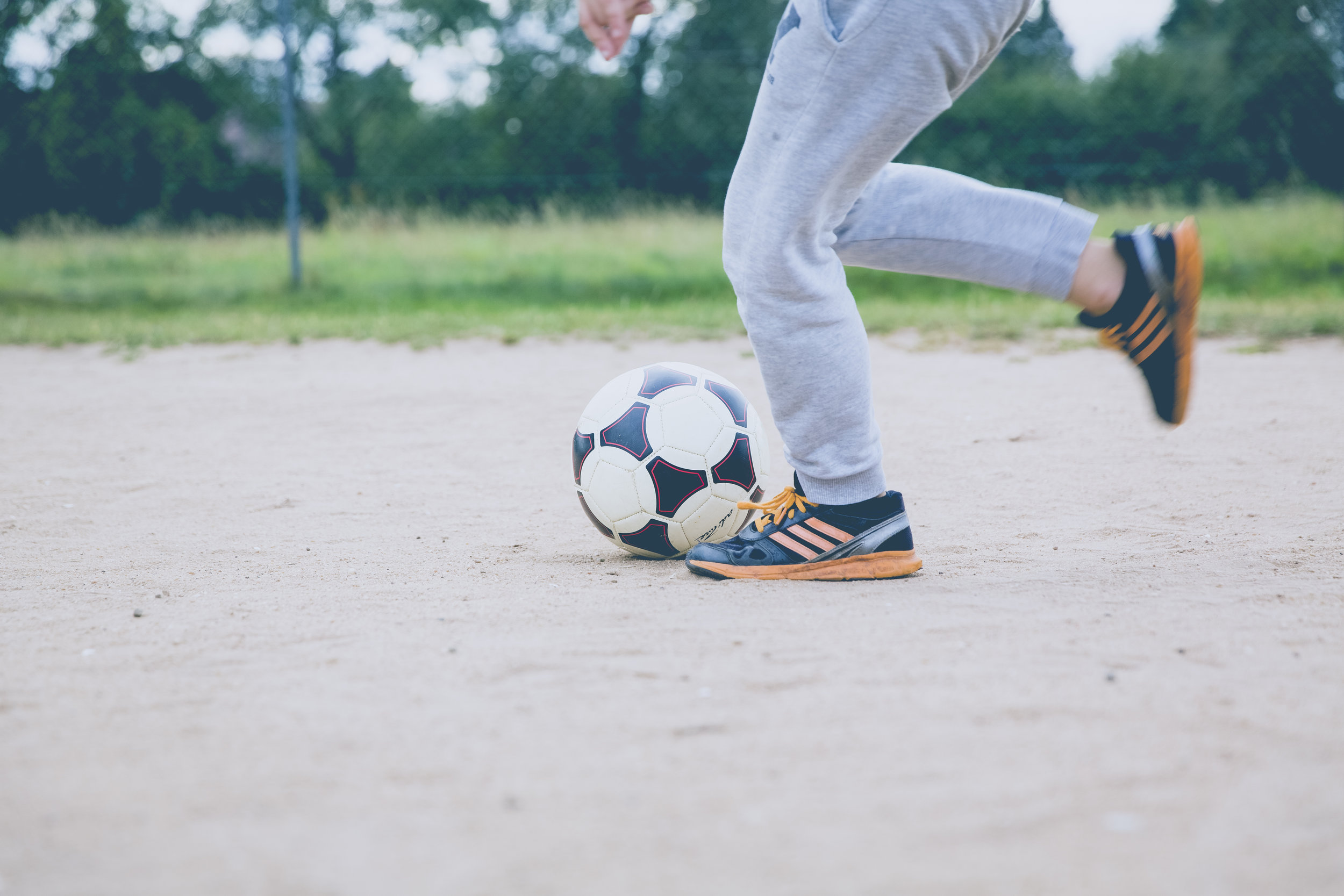 Sports can help calm your child with ADHD