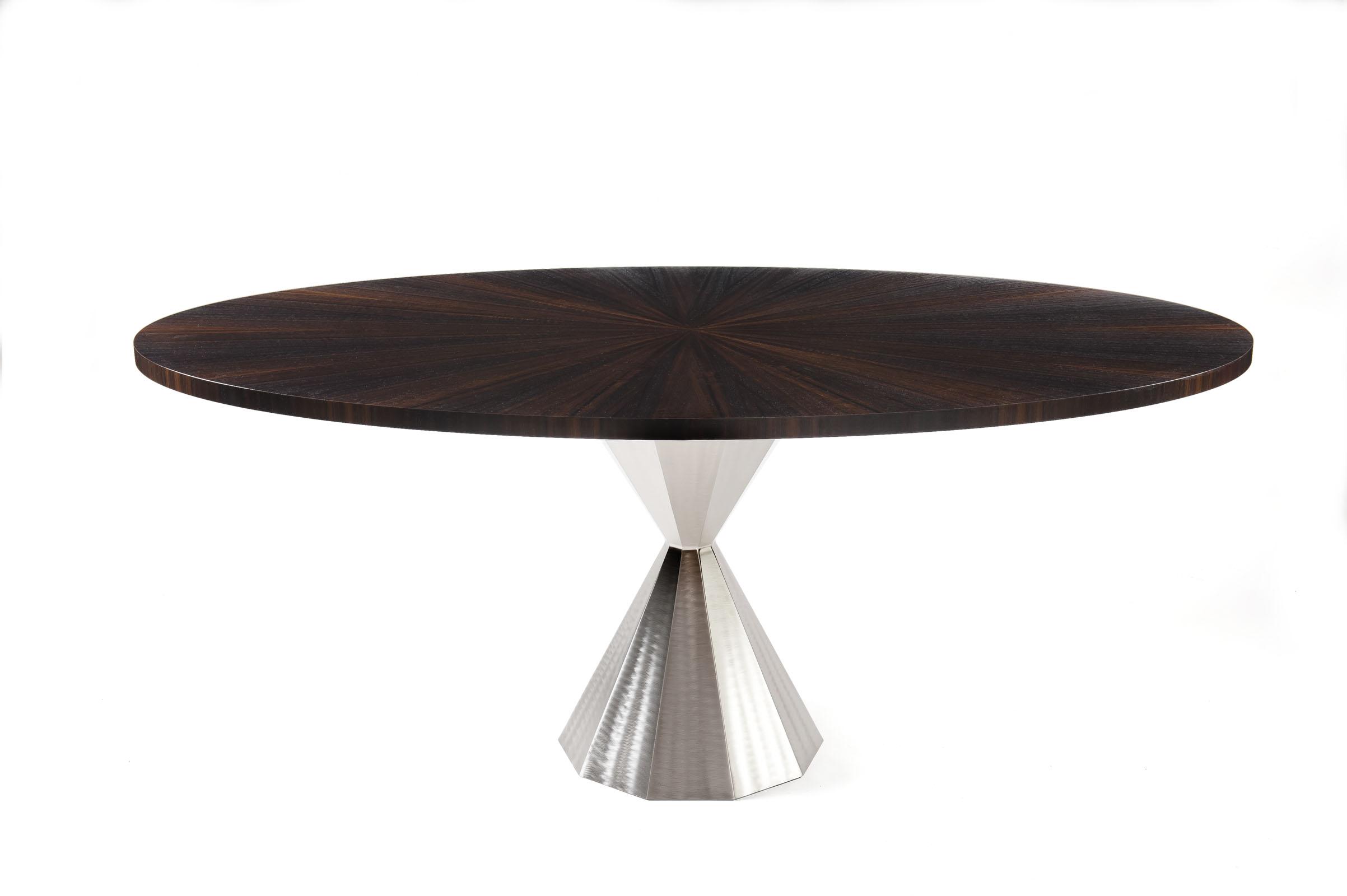 210 Table - ellipse with leaves.jpg