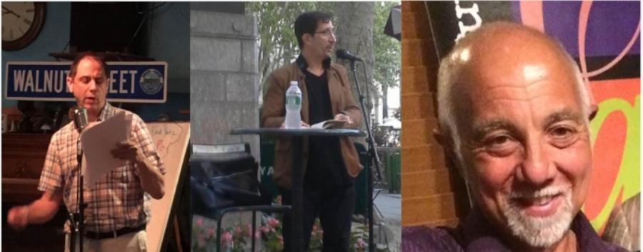 Timothy Gager, Dean Kostos, Mike Jurkovic