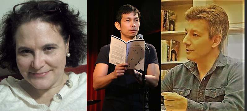 Jen Ashburn, Jee Leong Koh, Jason Irwin