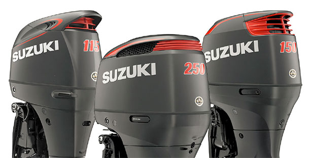 Competition - Suzuki has been in the game for a long time and are pushing hard with their current 4-stroke lineup.