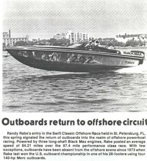Offshore Racing news clip