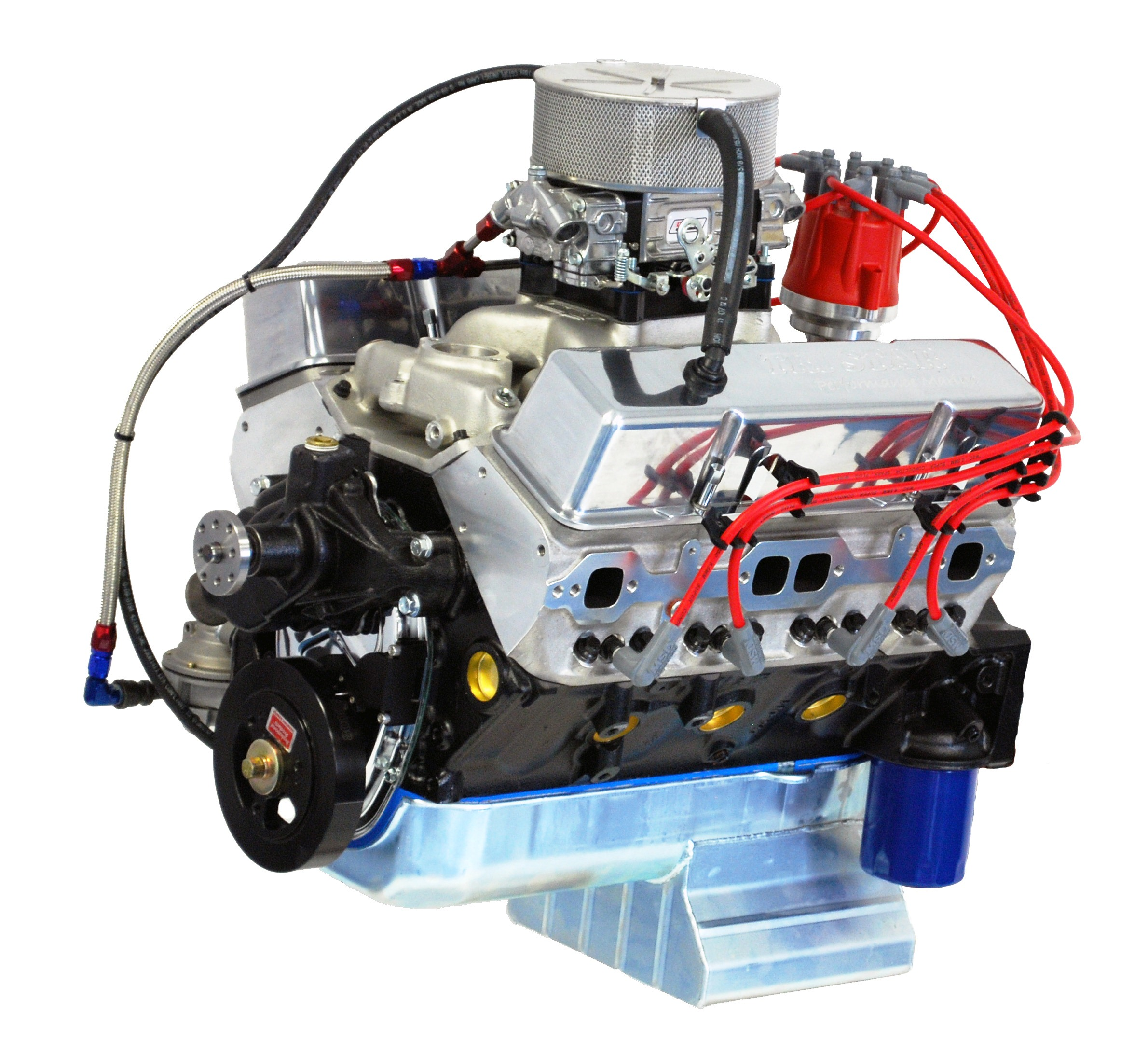 Tri Star - Value re-power option, covers GM and Ford OE replacement with core deposits.