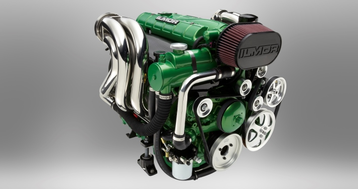 Ilmor - Looking good, feeling good. Ilmor makes great engines that are finished with incredible attention to detail.
