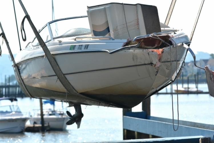 Design Flaw - Bowriders have major design flaws, especially for safety.