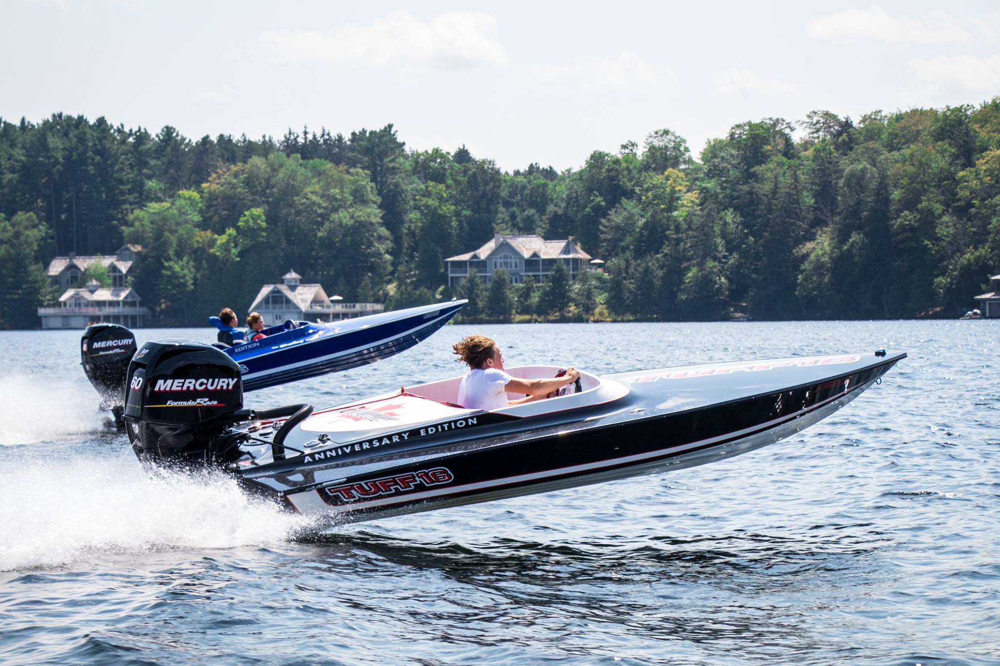 The Tuff 16 is a top performing small boat, about 60 MPH with a 60 and the same attention to detail seen in all Tuff Marine boats.