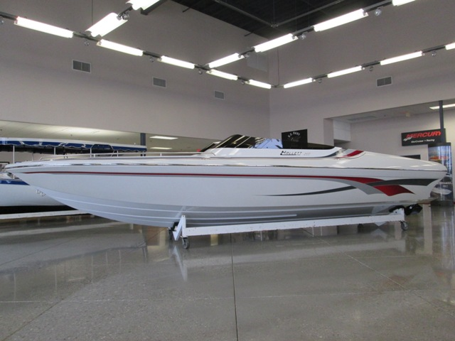 Stunner - Just a beautifully designed boat. Great value and well equipped from the start.