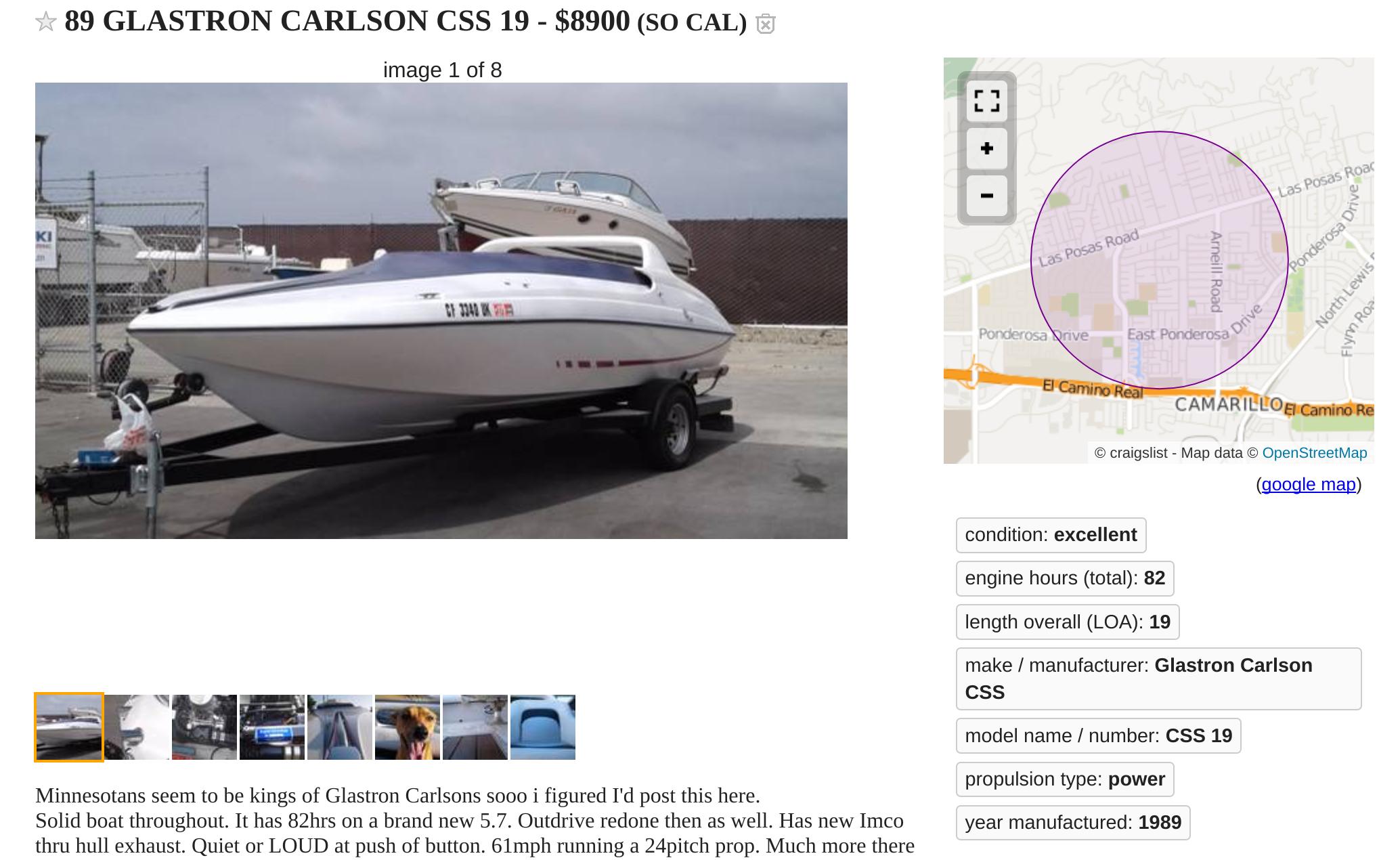 Carlson CSS 19