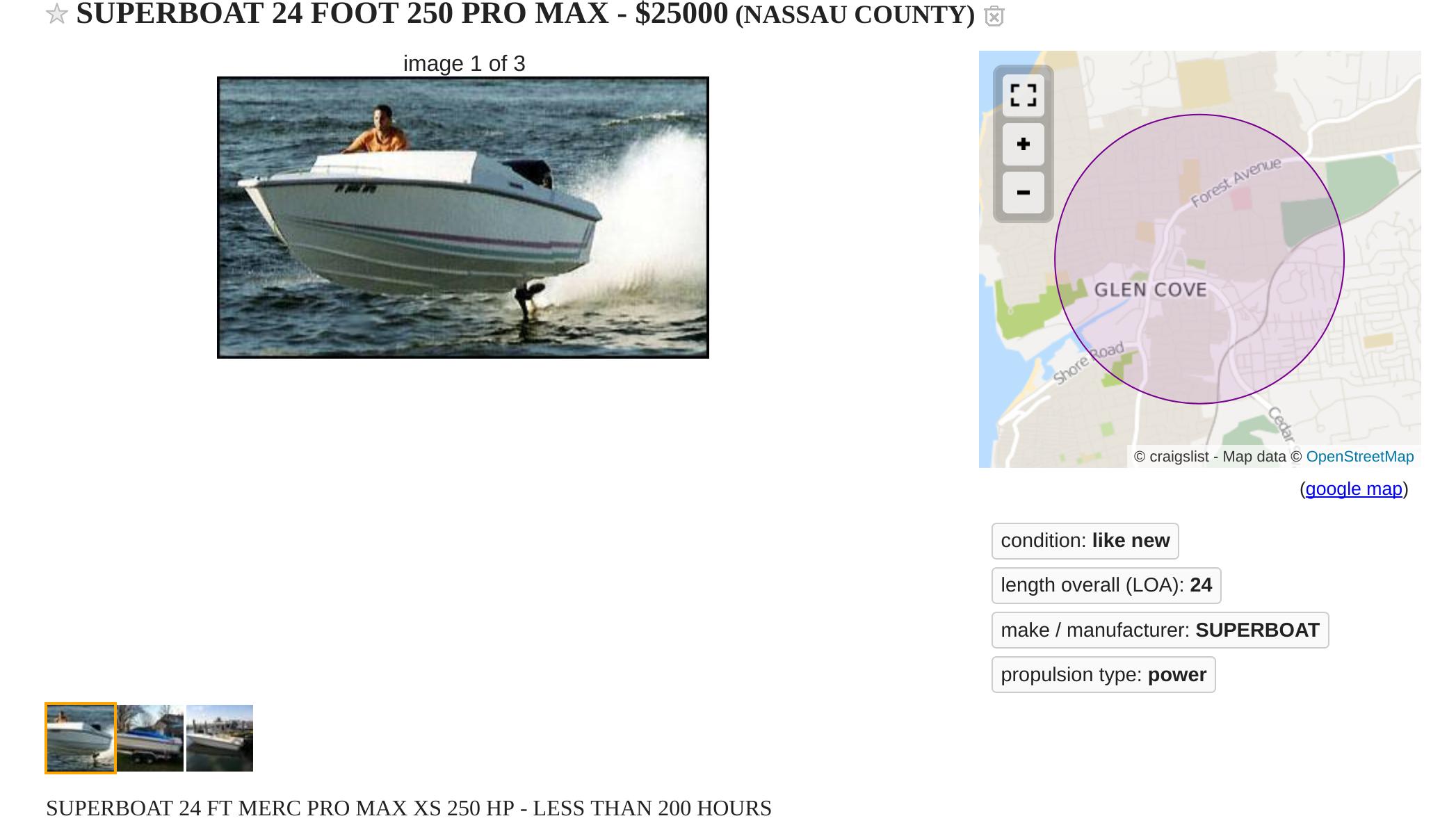 24 Superboat