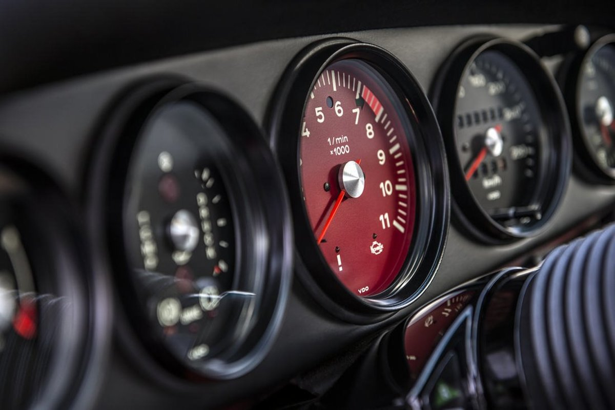 Quality - Seen here in a Singer Porsche, the marine line is high quality, and offers a divers number of designs.