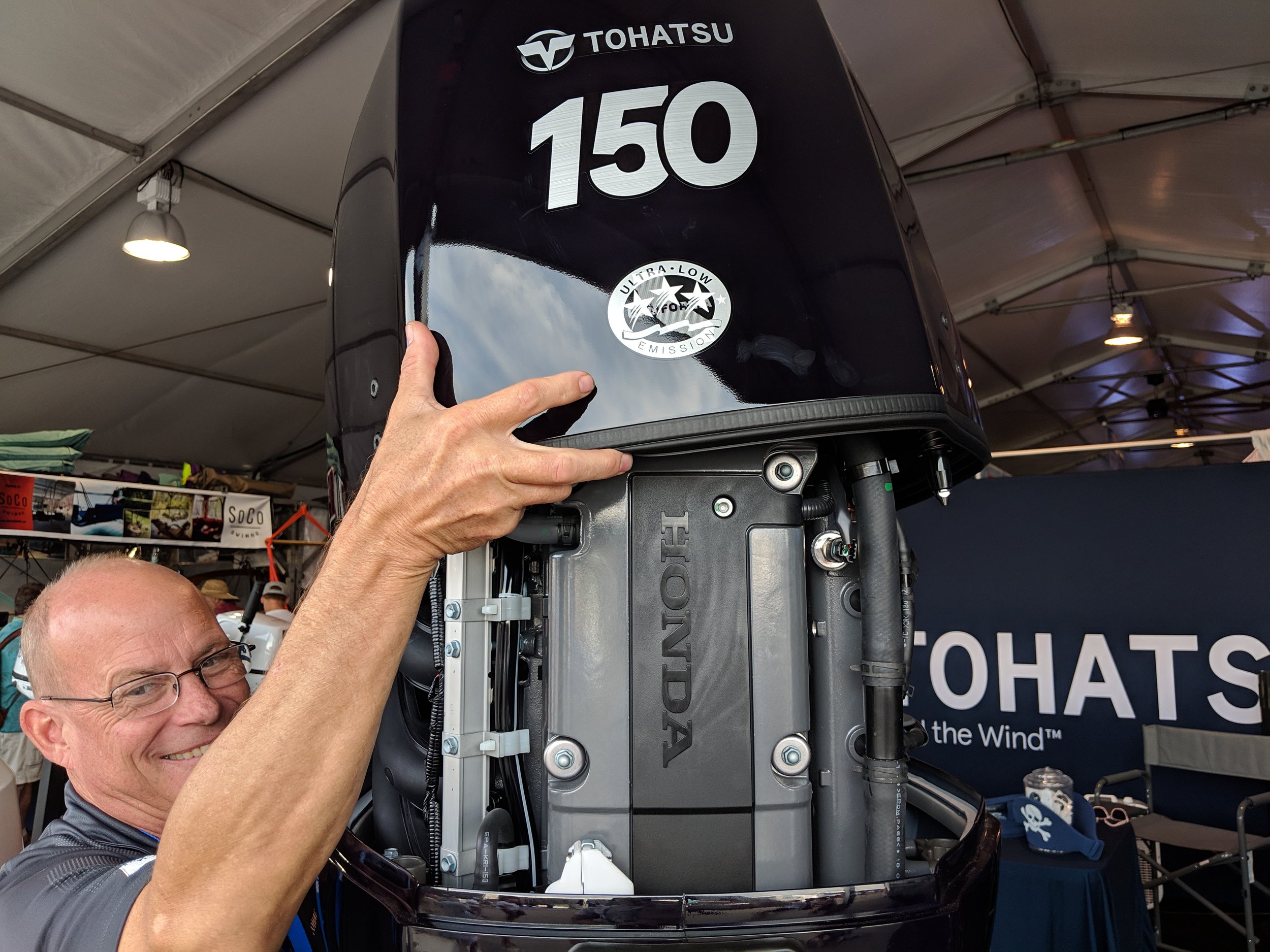 The Top Mid Power Outboards of 2019: Lean and Mean — Wave To Wave