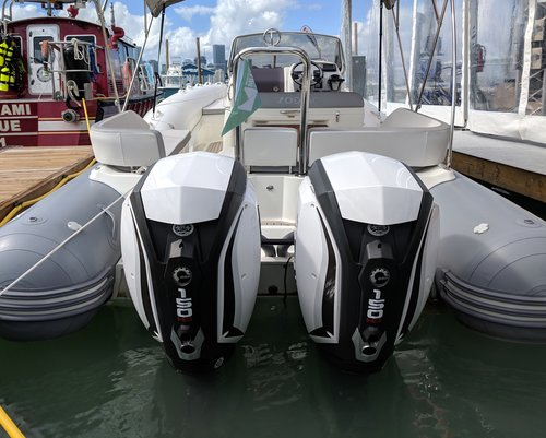 The Top Mid Power Outboards of 2019: Lean and Mean — Wave To