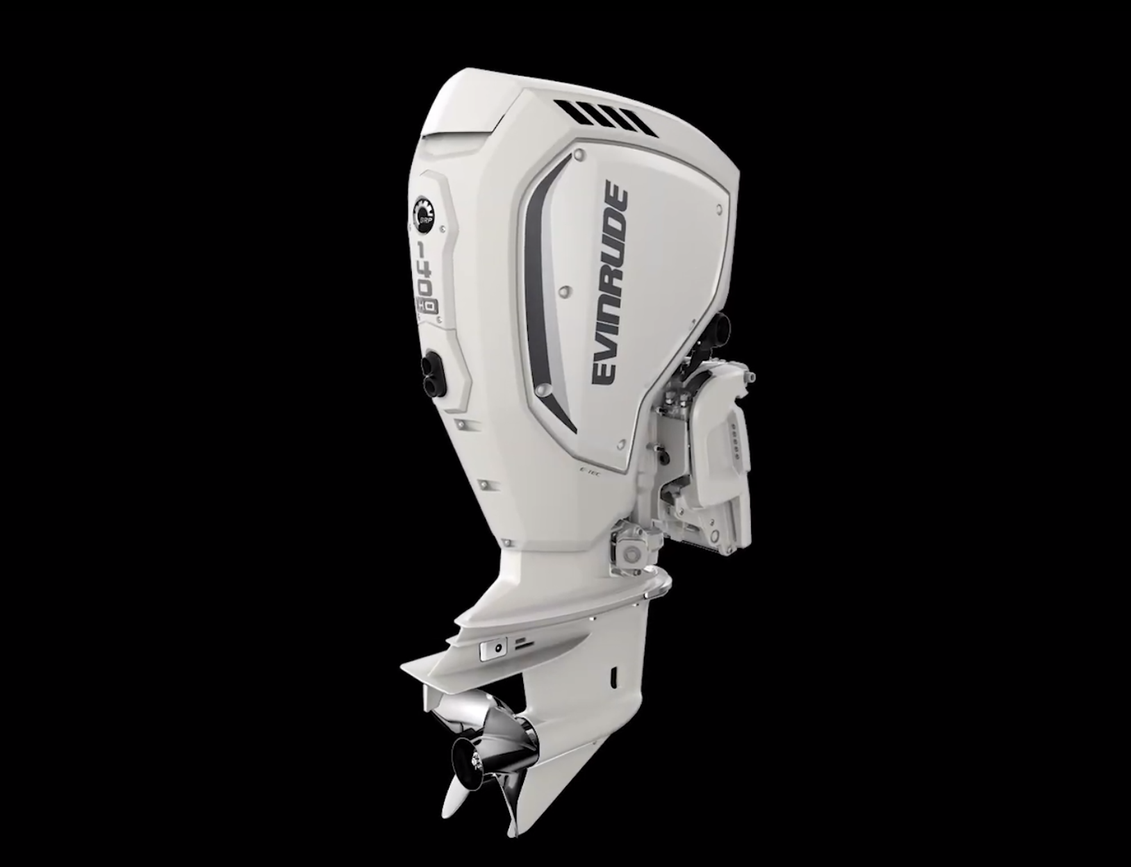 The new white G2 3 cylinder looks very sharp. Feature packed and full of options.  Digital throttle and shift.