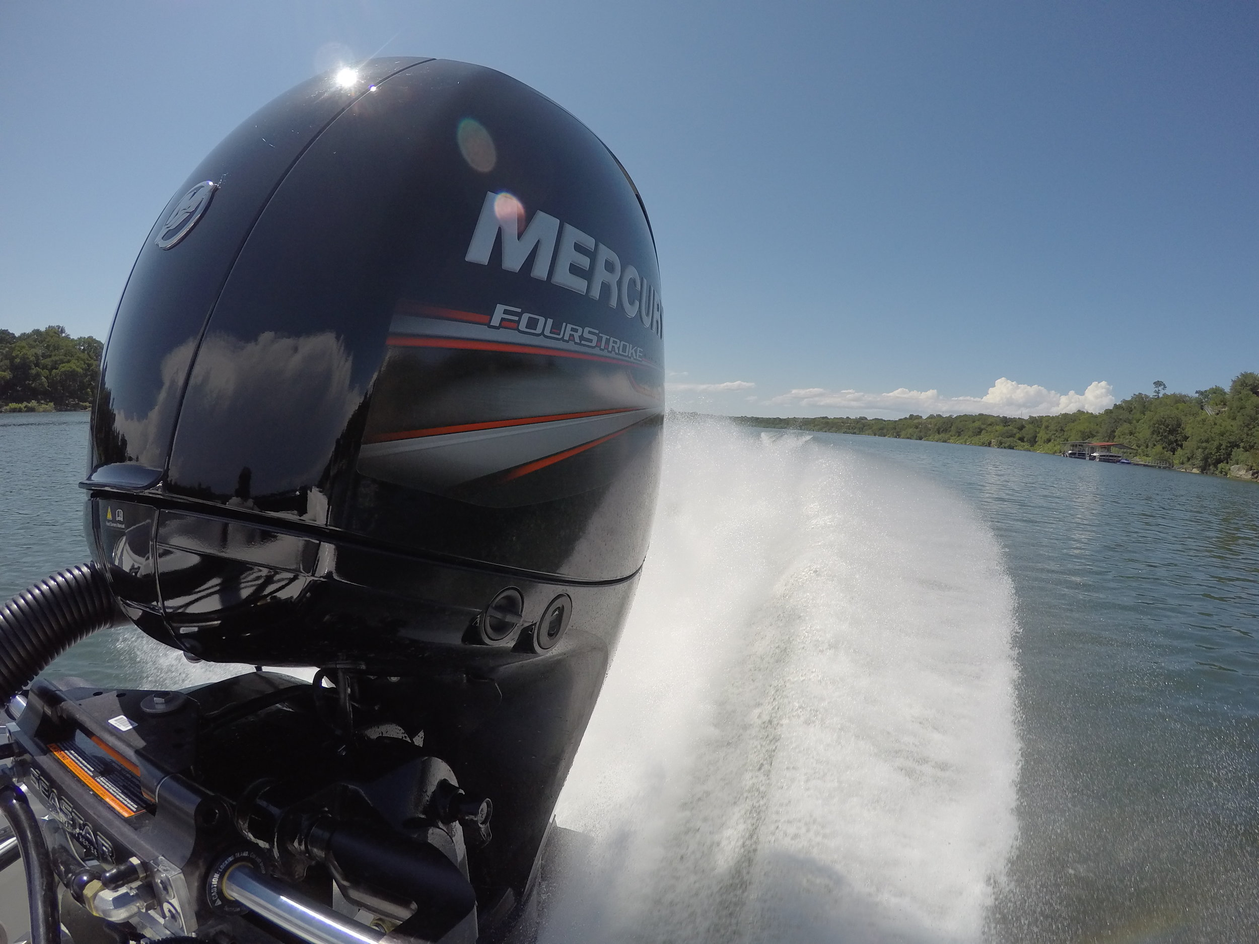 """The 28"""" ProMax prop is the best all around prop so far, even though it hits the rev limiter at 77 MPH, it gets incredible mileage, handles great and can do it all."""