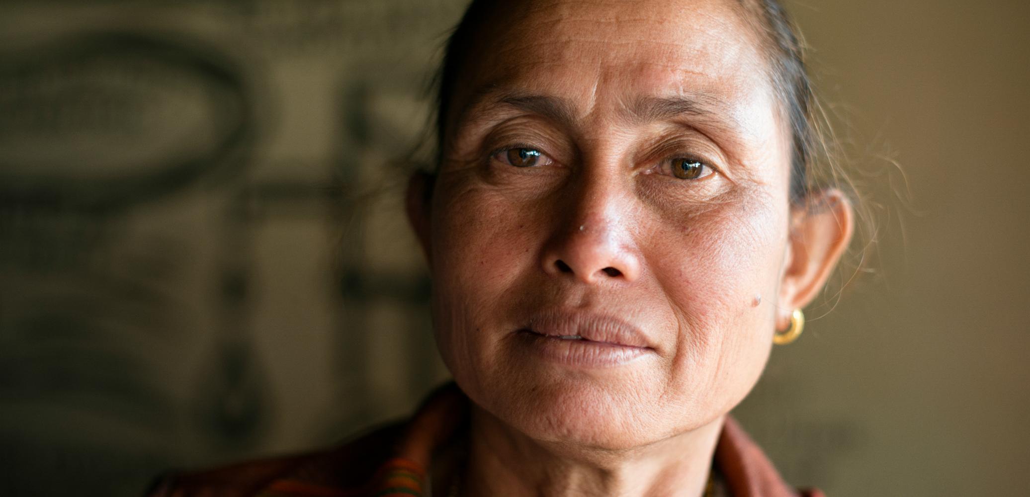 Meg, Nong Kali Village Chief