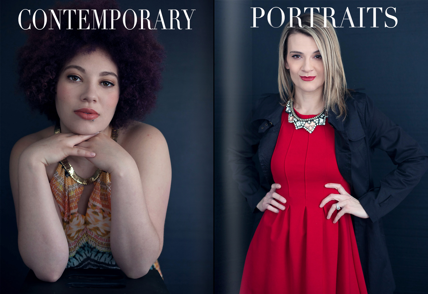 Makeup & Photography: Blanc Sketch Artistry