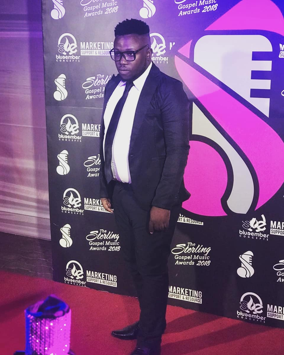 Breakout Sensation nominee, Sterling Awards 2018, Godartiste
