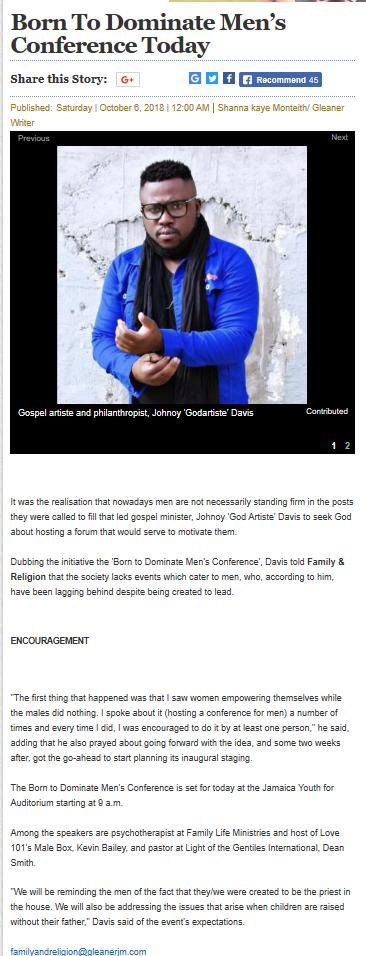 Godartiste News 2018.png