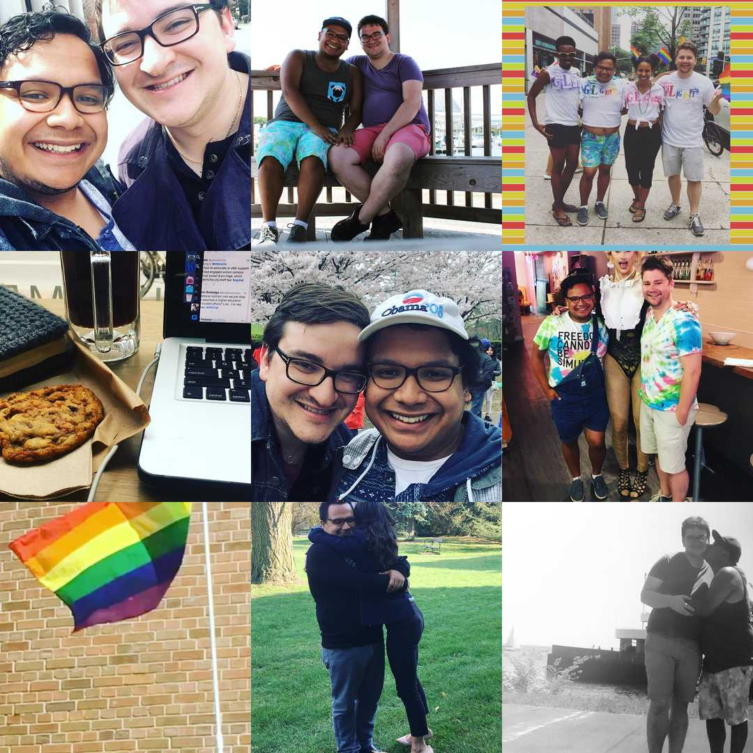My top 9 Instagram posts from 2017 - thank you everyone!