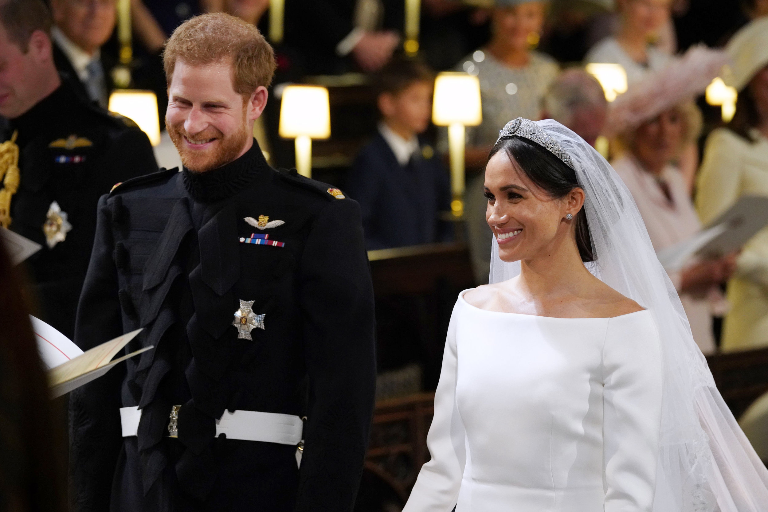 - The Royal Wedding got me feeling some things this past May. And I wrote about it.