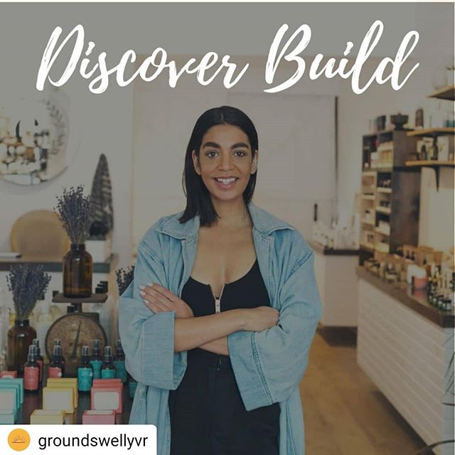 We are proud to partner with @groundswellyvr to help immigrant women launch their purpose-driven businesses. Register for an info session to learn about our unique funding model. • • • • • Monday Dec 17th, come grab a seat at *Discover Build*. We'll run through an overview of Validation, to help you determine where your great idea and your community's needs intersect. Then we'll give you the 411 on our programs: Build is a 5 month social business incubator and accelerator. Grow the business you have or start a new venture with the support of your peers and a team of mentors. Sound awesome? Don't mean to brag but it really is. We love our community and we're so proud of what our alumni have achieved. Come on down and see whether it's a fit for you too! #groundswellbuild #putyourvaluestowork #communityovercompetition #groundswell2018 #socent #socialentrepreneurship #impact #socimp #socialimpact #impactbusiness #impactpreneur #socinn #meaningfulwork #changemakers #makechange #immigrantwomen #refugeeentrepreneurs