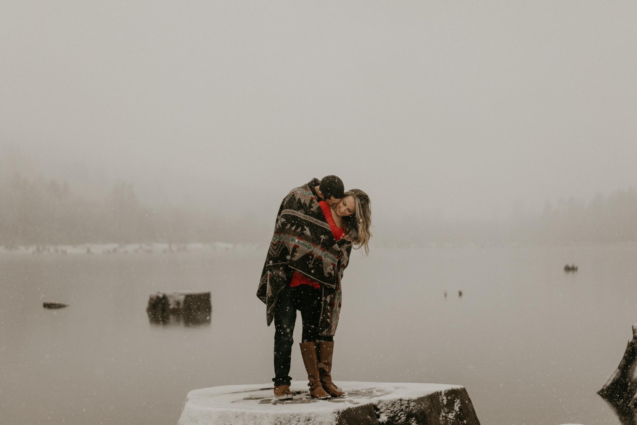 Seattle, Washington, Cle Elum, Snoqualmie Falls