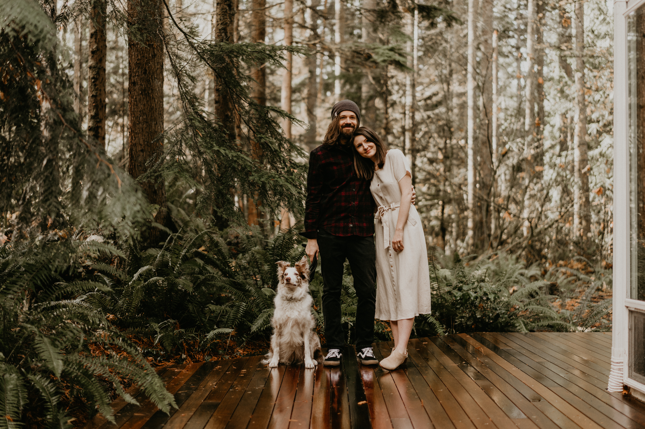 Seattle Elopement Wedding Inhome Photographer Issaquah