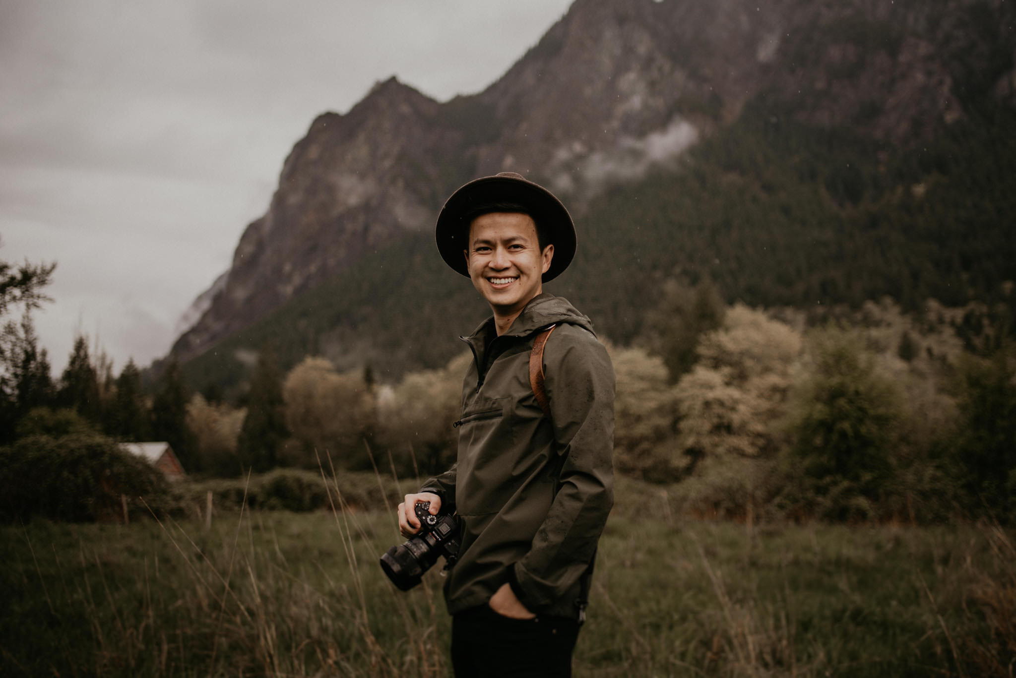 Henry Tieu - Hey girl hey, hey boy hey, my name is Henry and I am a wedding and elopement photographer based out of Seattle, WA. I am also a friend, a husband, and a father of 3 little fur babies.I hope to meet you guys to soon to share with you more about how I capture emotion and tell stories via photography, how I grew my business within 6 months and became a full time wedding photographer. I am ready to share the ups the downs and everything in between.