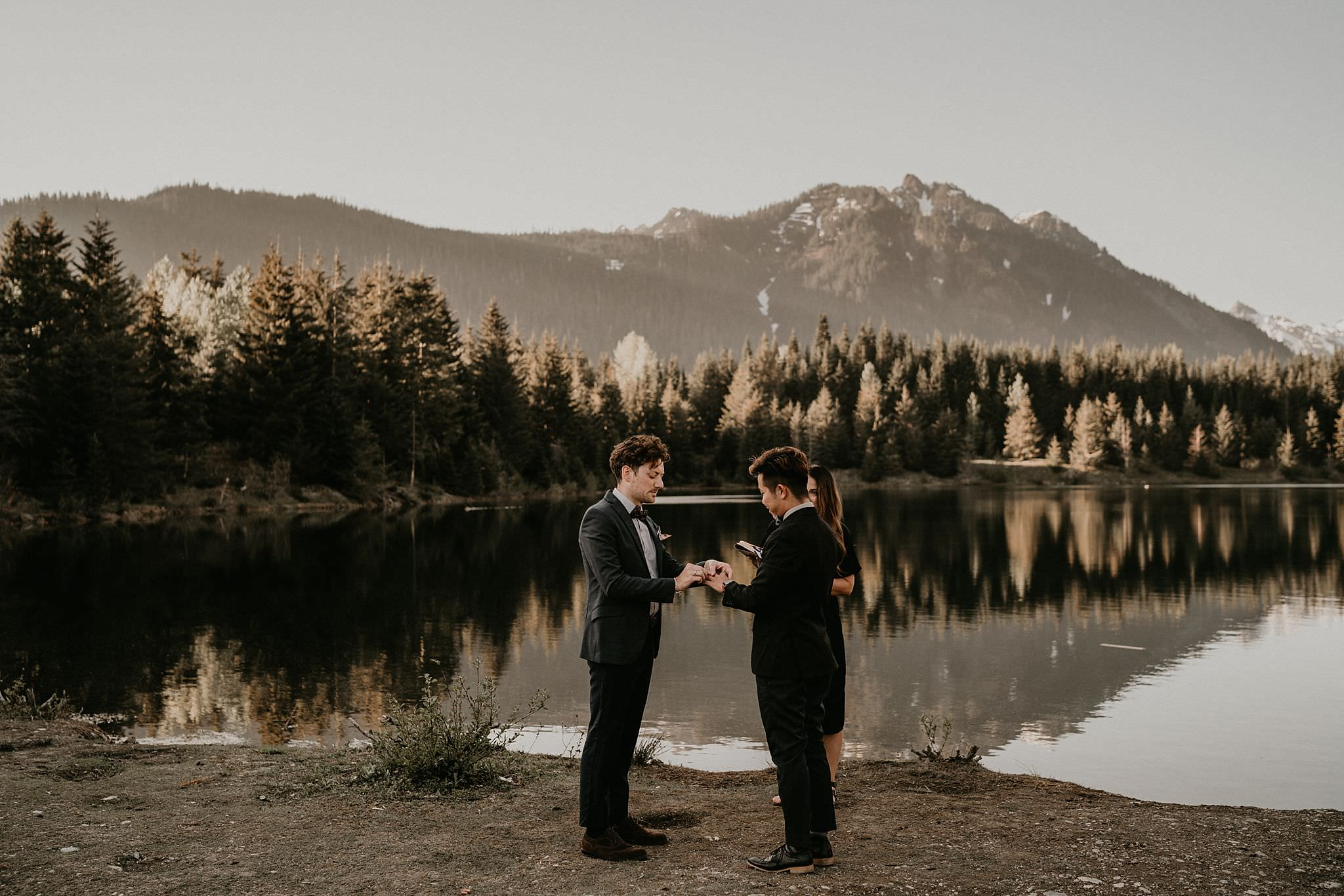 LGBT Wedding in Washington and Oregon