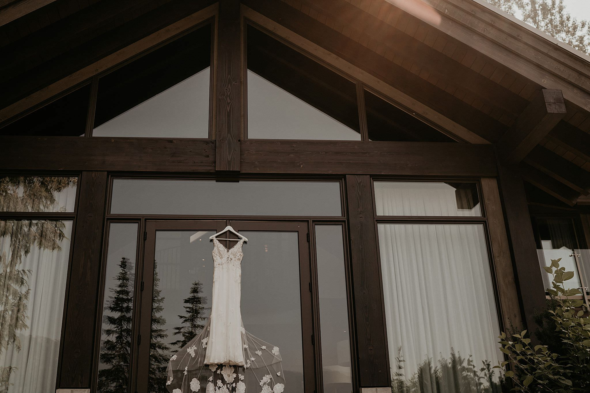 Whistler platinum rental for wedding Kadenwood