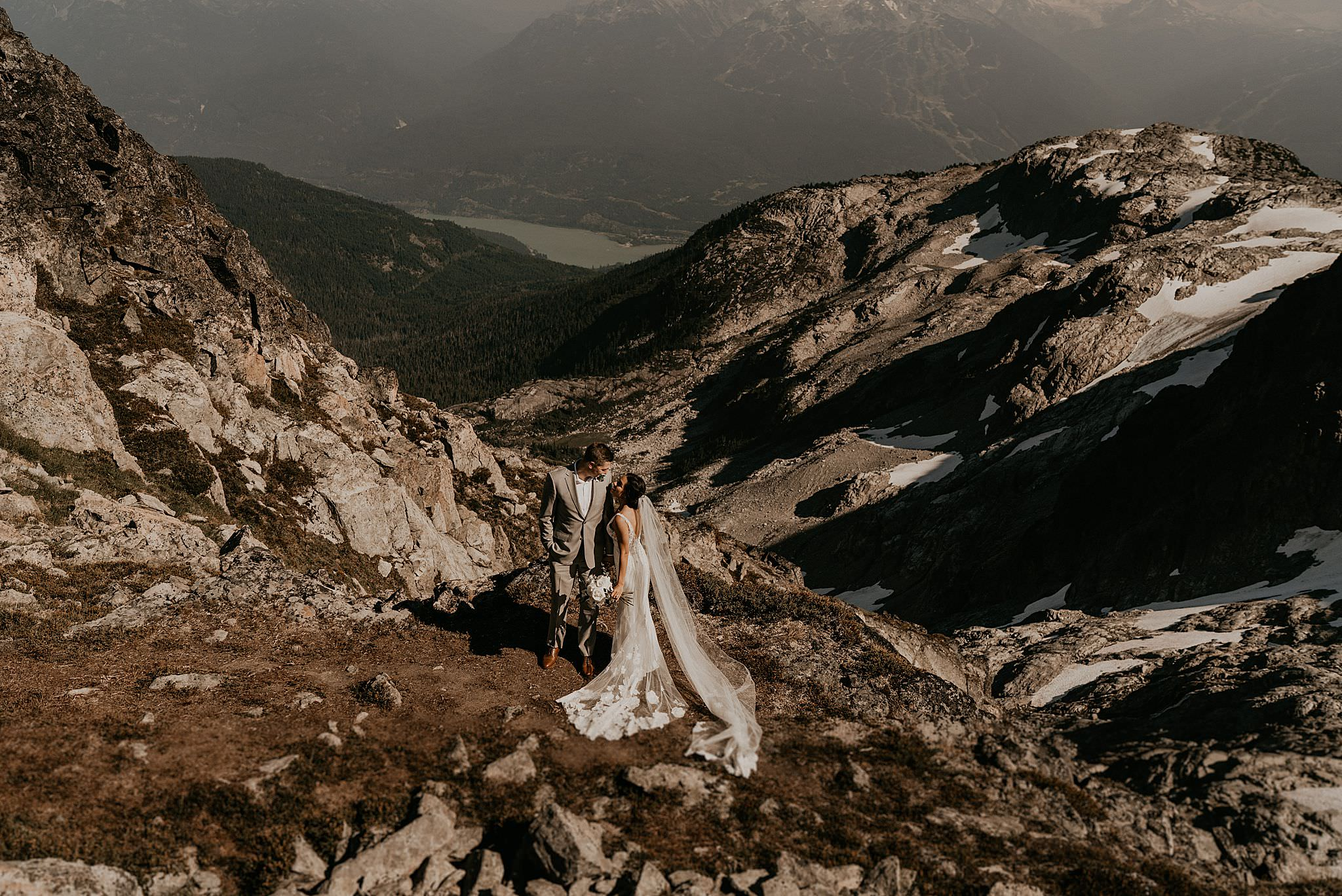 Whistler helicopter elopement