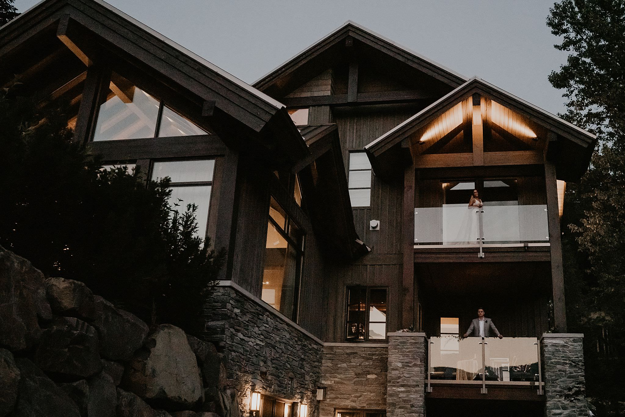 Kadenwood drive whistler platinum home rental wedding epic elopement