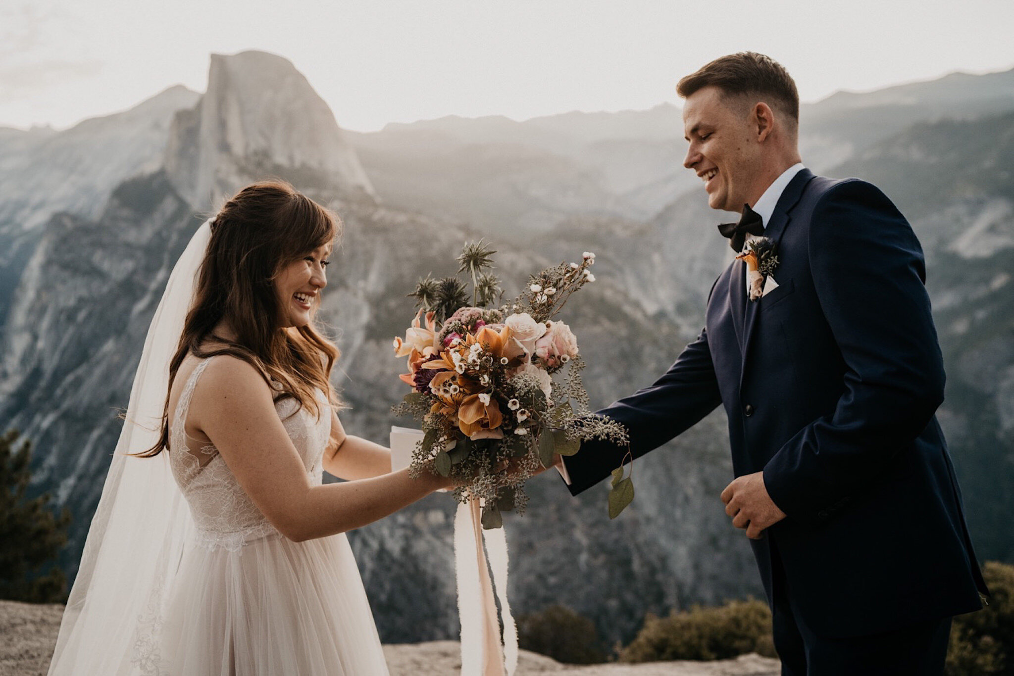 Yosemite elopement photography and planning