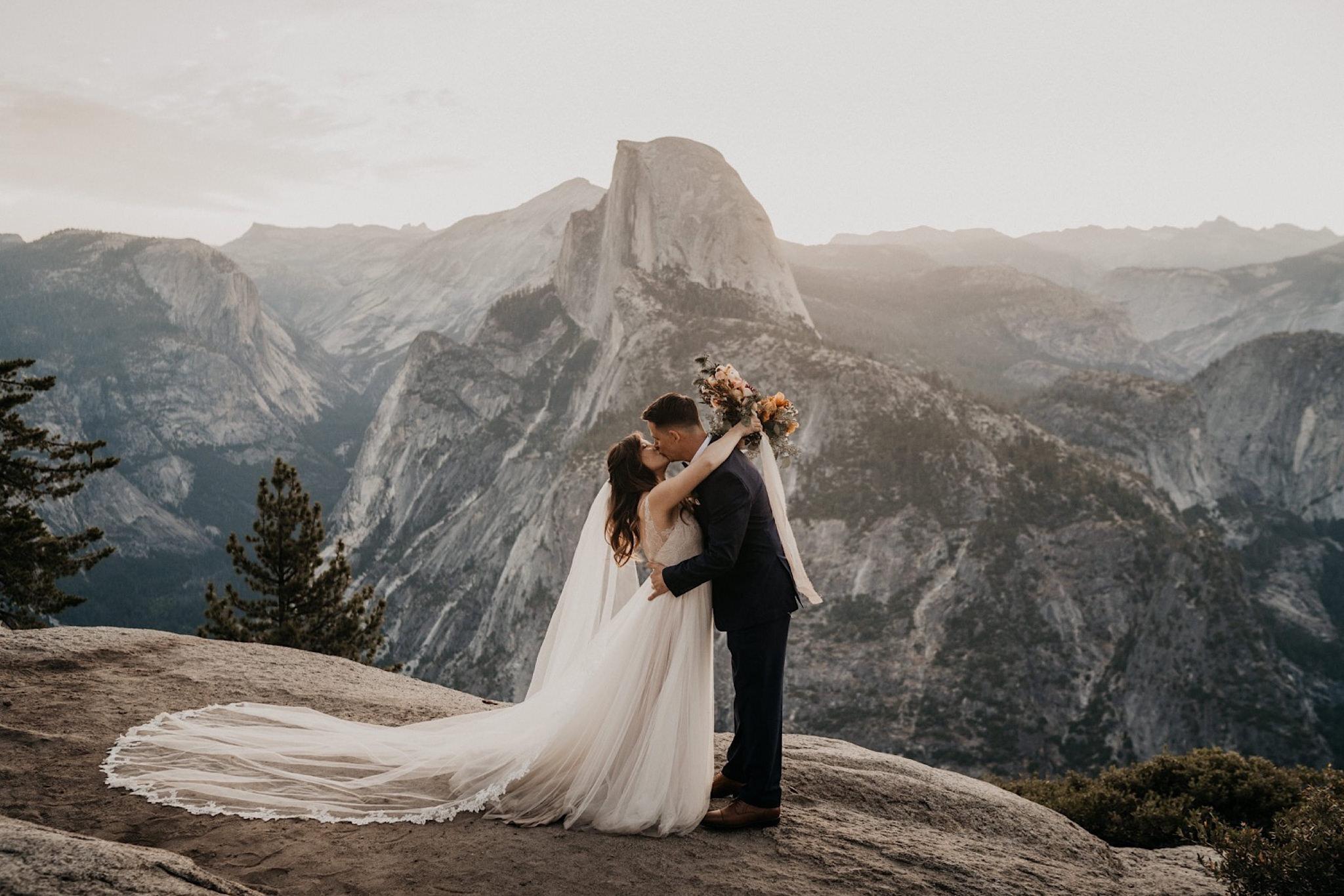 Yosemite National Park wedding photography and planning